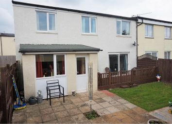Thumbnail 3 bed semi-detached house for sale in Maynes, Cwmbran
