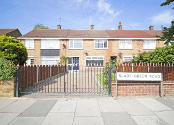 Thumbnail 3 bed terraced house for sale in Slade Green Road, Erith