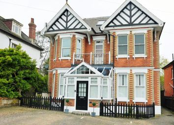 Thumbnail 3 bed duplex for sale in Irving Road, Southbourne, Bournemouth