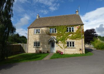 Thumbnail 4 bed detached house for sale in Windmill Road, Kemble, Cirencester, Gloucestershire