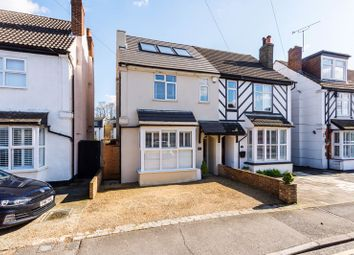 Thumbnail 5 bed semi-detached house for sale in Salisbury Road, Bexley