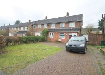 Thumbnail 3 bedroom semi-detached house to rent in Denton Close, Arkley, Barnet