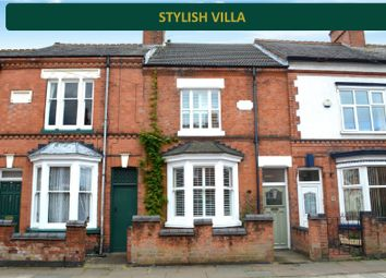 3 bed terraced house for sale in Central Avenue, Wigston, Leicester LE18