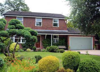 Thumbnail 4 bedroom detached house for sale in Lowside Avenue, Lostock, Bolton