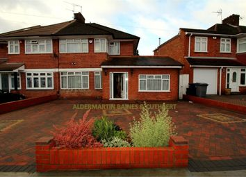 Thumbnail 5 bedroom semi-detached house to rent in Broadfields Avenue, Edgware, Middlesex