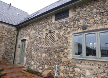 Thumbnail 3 bedroom property to rent in Abbey Barns Court, Monksgate, Thetford