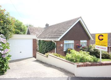 Thumbnail 2 bedroom detached bungalow for sale in Castlewood Avenue, Newton Abbot