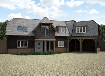 Thumbnail 4 bedroom detached house for sale in Church Court, Seasalter, Whitstable, Kent