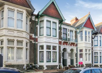 Thumbnail  Property for sale in Shirley Road, Roath, Cardiff