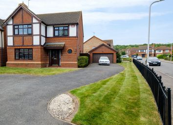Thumbnail 4 bed detached house for sale in Cinnabar Drive, Sittingbourne