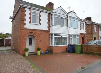 Thumbnail 3 bedroom semi-detached house for sale in Orchard Drive, Wisbech