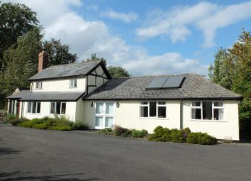 Thumbnail 4 bed detached house for sale in Fairlea, Bosbury Road, Cradley, Malvern