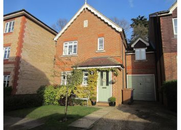 Thumbnail 4 bedroom link-detached house for sale in The Chilterns, Stevenage