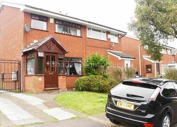 Thumbnail 3 bed semi-detached house for sale in Foxglove Court, Rochdale, Greater Manchester.