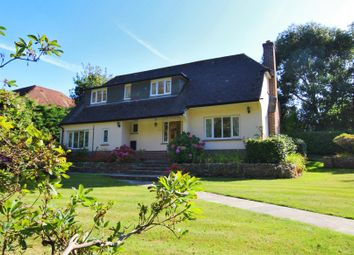 Thumbnail 4 bed detached house to rent in Wood Lane, Milford On Sea, Lymington