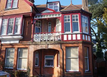 Thumbnail 1 bed flat to rent in Park Road, Ipswich