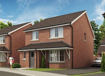Thumbnail 4 bed detached house for sale in St Dominic's Place, Hartshill Road, Stoke-On-Trent