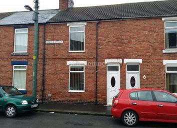 Thumbnail 2 bed terraced house to rent in Arnold Street, West Auckland, Bishop Auckland