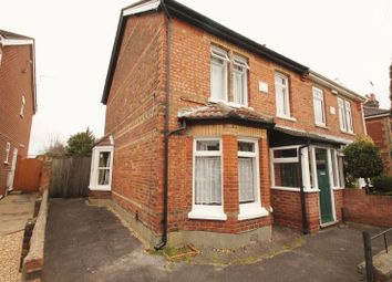 Thumbnail 3 bedroom semi-detached house to rent in Latimer Road, Winton, Bournemouth