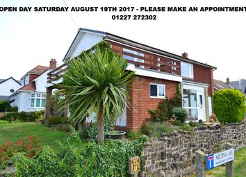 Thumbnail 4 bed detached house for sale in Medina Avenue, Seasalter, Whitstable