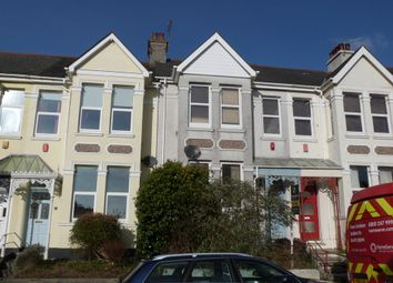Thumbnail 3 bed terraced house to rent in Elphinstone Road, Plymouth