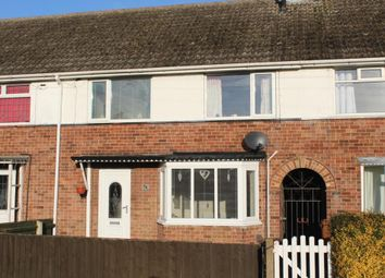 Thumbnail 3 bed terraced house for sale in Southwold Crescent, Scartho