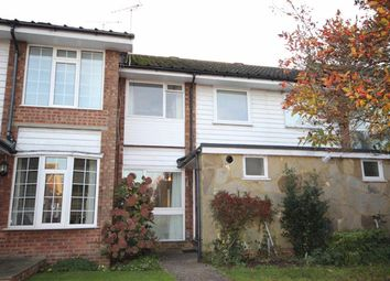 Thumbnail 3 bed terraced house for sale in The Cleave, Harpenden, Hertfordshire