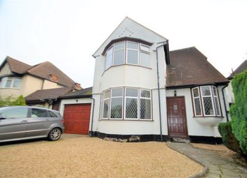 Thumbnail 4 bed detached house for sale in Lyndhurst Avenue, Mill Hill