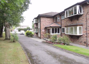 Thumbnail 2 bed flat for sale in Balmoral Drive, High Lane, Stockport