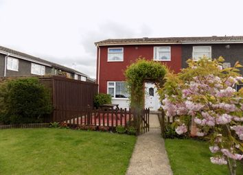 Thumbnail 3 bed semi-detached house for sale in Carisbrooke Walk, Immingham