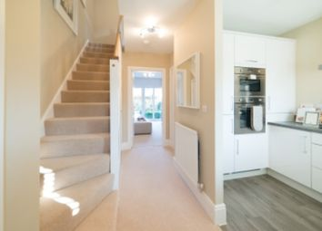 Thumbnail 3 bedroom terraced house for sale in Plots 5056 The Evesham 3, Marlborough Rd, Swindon, Wiltshire