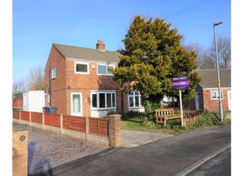 Thumbnail 3 bed semi-detached house for sale in Old Hall Drive, Preston