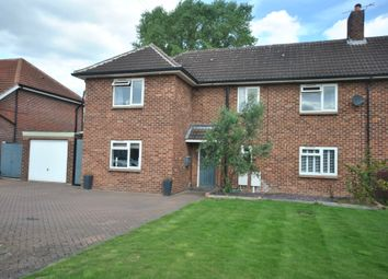 Thumbnail 5 bed semi-detached house for sale in Beech Avenue, Auckley, Doncaster