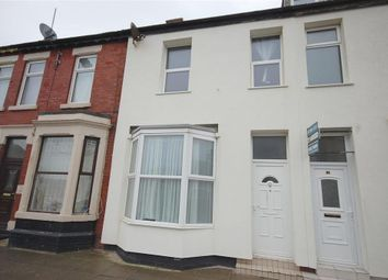 Thumbnail 3 bedroom terraced house to rent in Erdington Road, Blackpool