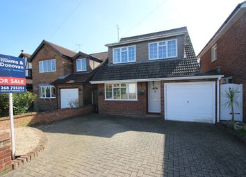 Thumbnail 4 bed property for sale in Wincoat Drive, Benfleet