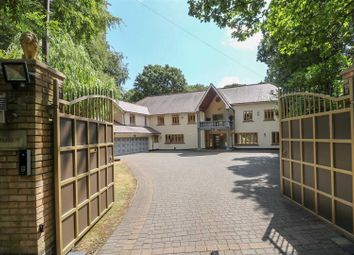 Thumbnail 7 bed detached house for sale in Roman Road, Little Aston, Sutton Coldfield