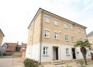 Thumbnail 4 bed end terrace house for sale in Arequipa Reef, North Harbour, Eastbourne, East Sussex