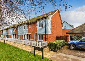 Thumbnail 3 bed terraced house to rent in Priddy Place, Redhill