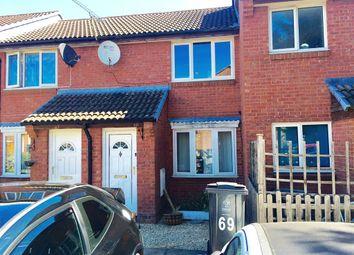 Thumbnail 2 bedroom end terrace house for sale in Marney Road, Grange Park, Swindon