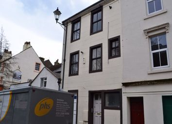 Thumbnail 2 bed flat to rent in Strand Street, Whitehaven, Cumbria