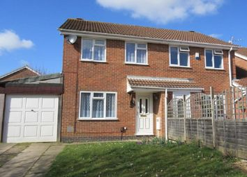 Thumbnail 3 bed property for sale in East Rising, East Hunsbury, Northampton