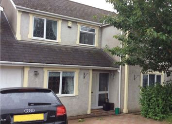 Thumbnail 4 bed semi-detached house for sale in Joslin Road, Bridgend, Mid Glamorgan
