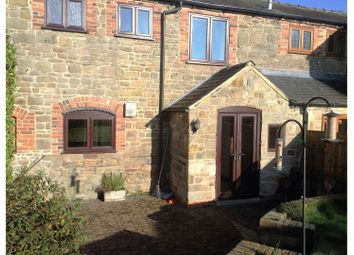 Thumbnail 2 bed mews house for sale in Rectory Farm Mews, Weston On Trent