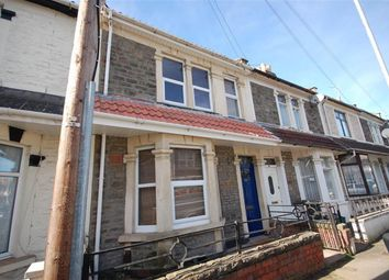 Thumbnail 3 bed terraced house for sale in Stephen Street, Redfield, Bristol