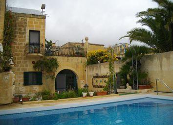 Thumbnail 4 bed farmhouse for sale in 200180, Gercem, Gozo, Malta