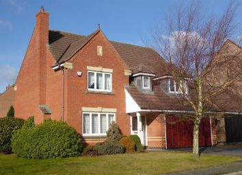 Thumbnail 4 bed property for sale in Tolethorpe Close, Oakham
