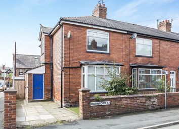 Thumbnail 3 bed terraced house to rent in Warnford Street, Wigan