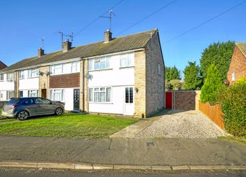 Thumbnail 3 bed end terrace house for sale in Slade Close, Ramsey, Huntingdon