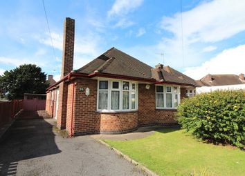Thumbnail 2 bed detached bungalow for sale in Woodside, Eastwood, Nottingham