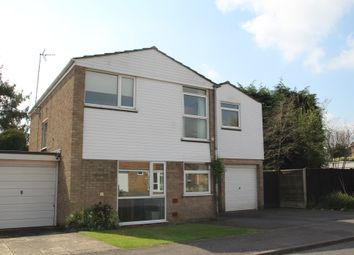 Thumbnail 4 bed link-detached house for sale in The Gables, Haddenham, Aylesbury